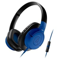 Audio-Technica ATH-AX1iS (синий)