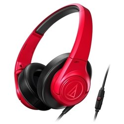 Audio-Technica ATH-AX3iS (красный)