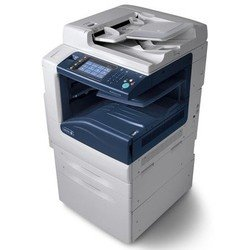 xerox workcentre 5300v_s iot, iit, dadf, stand