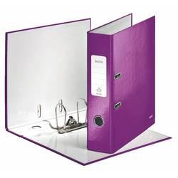 Папка-регистратор Leitz WOW 180, 80 мм (фиолетовый)