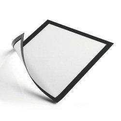 Магнитная рамка Durable Magaframe A4 4869-01 5 шт, уп A4 настенная прямоугольная черный