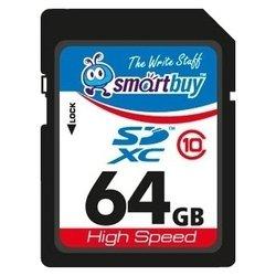 SmartBuy SDXC Class 10 64GB