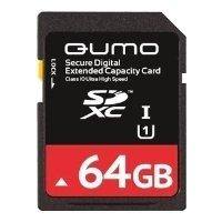 Qumo SDXC Class 6 UHS Class 1 64GB