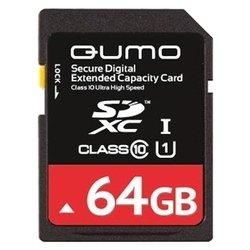 Qumo SDXC Class 10 UHS Class 1 64GB