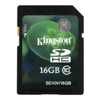 kingston sdhc класс 10 16гб (sd10v/16gb)