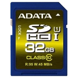 ADATA Premier Pro SDHC Class 10 UHS-I U1 32GB