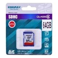 Kingmax SDXC Class 6 64GB