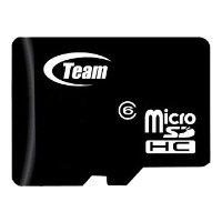 Team Group micro SDHC Card Class 6 32GB + 2 adapters
