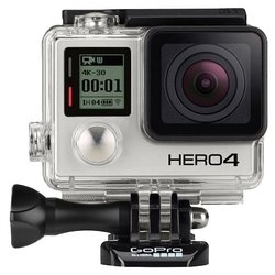 экшн-камера gopro hero4 silver edition adventure (chdhy-401)