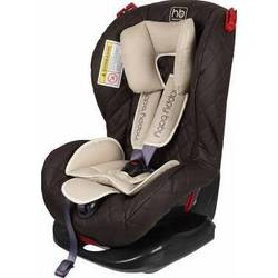 Автокресло детское Happy Baby Taurus Deluxe от 9 до 25 кг (коричневый)