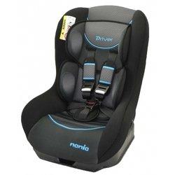 Автокресло детское от 0 до 18 кг (Nania Driver FST graph- i-tech) (черный)
