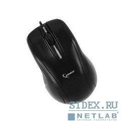 Gembird MUSOPTI8-807U (черный)