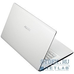 "ноутбук asus x75vc-ty197d (90nb0242-m04340) 17.3""(1600x900) i5 3230m(2.6ghz), 6144mb, 750gb, dvdrw, ext:nvidia geforce gt720m(2048mb), cam, bt, wifi, dos"