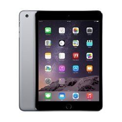 apple ipad mini 3 128gb wi-fi (mgp32ru/a) (космический серый) :::