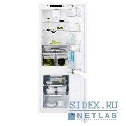 Холодильник Electrolux ENC2818AOW белый