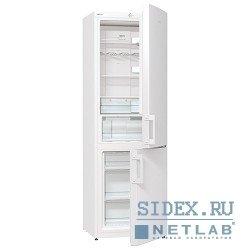 Холодильник Gorenje NRK6191GW белый