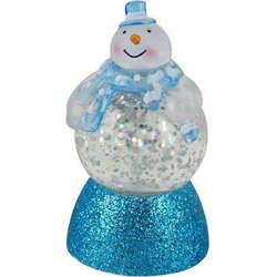 Новогодний сувенир USB (ORIENT NY6010) (снеговичок-толстячок)