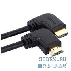 Кабель HDMI угловые коннекторы 5м (VCOM CG513T-5M)