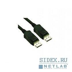 Кабель DisplayPort 3м (VCOM VHD6220-3M)