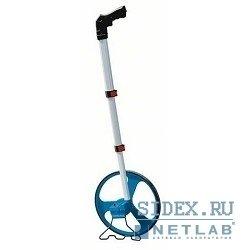 Лазерные дальномеры,  уровни,  детекторы Bosch GWM 32 [0.601.074.000]Измерительное колесо Погрешность измерения 0.5 мм, м, Дальность 10000 м, Диаметр колеса 31.9 см, Вес брутто 2 кг