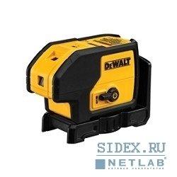 Лазерные дальномеры,  уровни,  детекторы DeWalt DW 083 K Уровень лазер, 4х1.5В-LR6(AA), 30м, точн0.2ммм, 0.55кг, кор, 3 луча, магнитное крепление