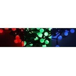 Гирлянда NEON-NIGHT LED шарики 5м (303-559) (красный, зелёный, синий)