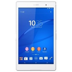 Sony Xperia Z3 Tablet Compact 16Gb LTE (белый) :::