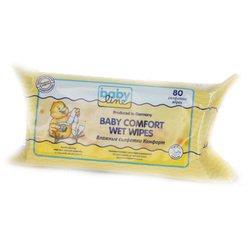 Масляные салфетки (BABYLINE Комфорт 208068) (80шт)
