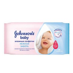 "������� ������� �������� (JOHNSON`s BABY ""������ ������"" 5355304/5355306) (64��)"
