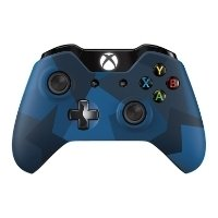 microsoft xbox one wireless controller midnight forces