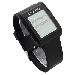 Qumo Smartwatch One (черный)