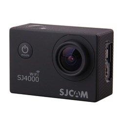 Экшн-камера SJCAM SJ4000 WI-FI (черный)