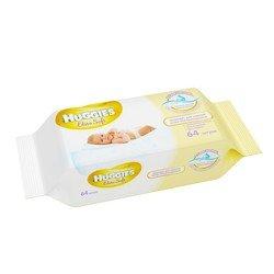 Детские влажные салфетки (HUGGIES ELITE SOFT 2398192) (64 шт)