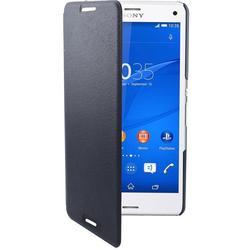 Чехол-книжка для Sony Xperia Z3 Compact (Muvit Stand Folio SESLI0132) (черный)