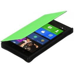 Чехол-книжка для Nokia X2 (CP-633) (зеленый)