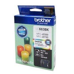 �������� ��� Brother MFC-J2320, MFC-J2720 (LC663BK) (������)