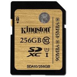 Карта памяти Kingston SDA10/256GB