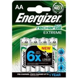 Аккумуляторная батарея АА (Energizer 638589 FSB4) (2300mAh, 4 шт)