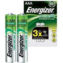 Аккумуляторная батарея AAA (Energizer 638625 FSB2) (700mAh, 2 шт)