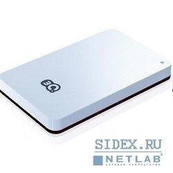 "носитель информации 3q portable hdd 500gb,  black,  2.5"" sata hdd 5400rpm inside,  usb2.0,  rainbow 2,  rtl,  3qhdd-u290-pb500"