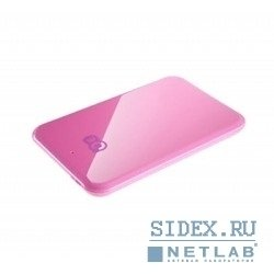 "носитель информации 3q portable hdd 500gb,  2.5"" sata hdd 5400rpm inside,  usb2.0,  3qhdd-u265-pp500"