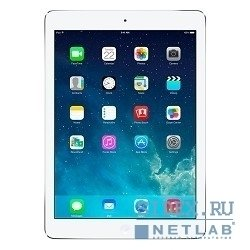 Apple iPad Air 32Gb Wi-Fi + Cellular Silver (MD795RU, B) (белый) :::