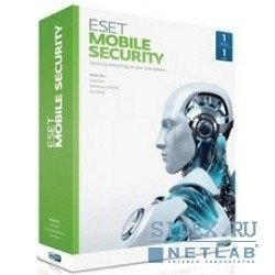 �� Eset NOD32 Mobile Security 3��, 1 ��� (NOD32-ENM2-NS(BOX)-1-1 )