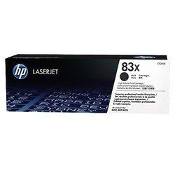 Картридж для HP LaserJet Pro M201dw, M201n, M225dn, M225dw, M225rdn (CF283X №83X) (черный)