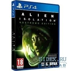 игры alien: isolation. nostromo edition