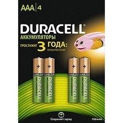 Аккумуляторы AAA (Duracell HR03 81472321) (4 шт.)
