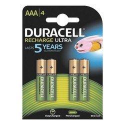 Аккумуляторы AAA (Duracell HR03 81472330) (4 шт.)