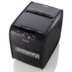Шредер Rexel Auto +80 (2103080EU) (черный)