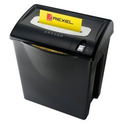Шредер Rexel V125 (2100885) (черный)