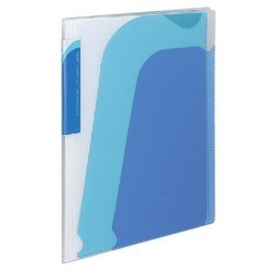Папка-уголок Kokuyo NOVITA RA-N210B (синий)